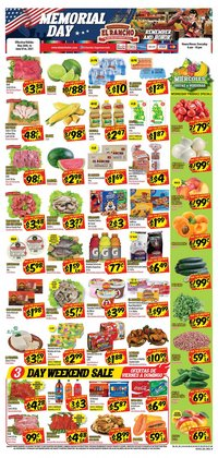 Supermercado El Rancho deals in the Supermercado El Rancho catalog ( Expired)