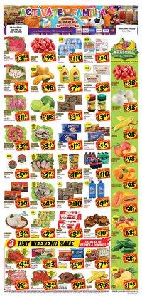 Supermercado El Rancho deals in the Supermercado El Rancho catalog ( Expires tomorrow)