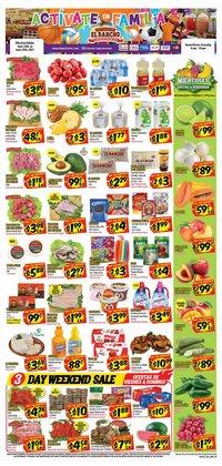 Supermercado El Rancho catalog ( 1 day ago)