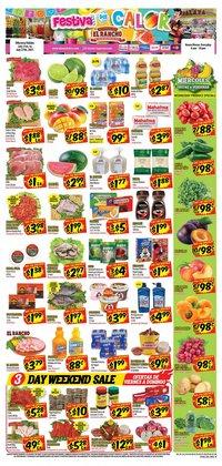 Supermercado El Rancho catalog ( Expires tomorrow)