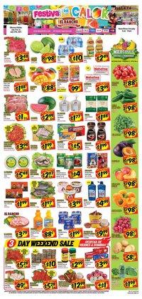 Grocery & Drug deals in the Supermercado El Rancho catalog ( Expires today)