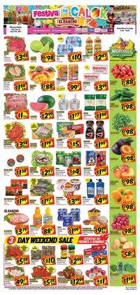 Supermercado El Rancho catalog ( Expires today)