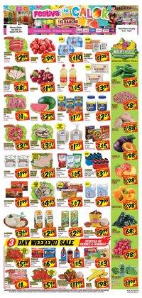 Grocery & Drug deals in the Supermercado El Rancho catalog ( 1 day ago)
