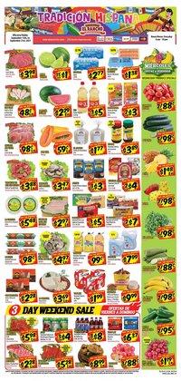 Supermercado El Rancho catalog ( 3 days left)