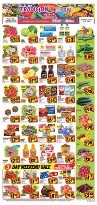 Supermercado El Rancho deals in the Supermercado El Rancho catalog ( 2 days left)