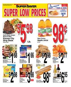 Super Saver catalogue ( Expired )