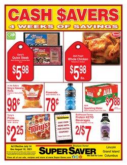 Super Saver deals in the Super Saver catalog ( 13 days left)