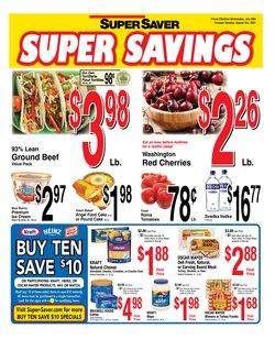 Super Saver deals in the Super Saver catalog ( Published today)