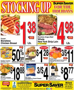 Super Saver deals in the Omaha NE weekly ad