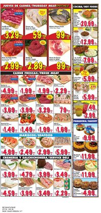 Rio Ranch Market deals in the San Bernardino CA weekly ad