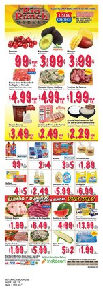 Grocery & Drug deals in the Rio Ranch Market catalog ( 3 days left)