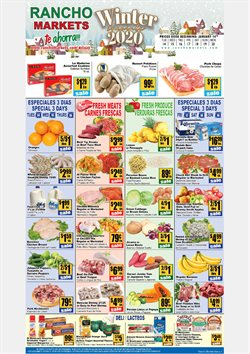 Grocery & Drug deals in the Rancho Markets weekly ad in Layton UT