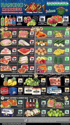 Rancho Markets catalogue ( Expired )