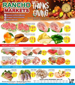 Rancho Markets deals in the Salt Lake City UT weekly ad