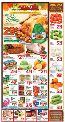 Grocery & Drug deals in the Vallarta Supermarkets weekly ad in Simi Valley CA
