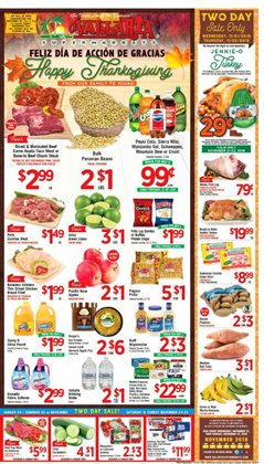 New deals in the Vallarta Supermarkets weekly ad in Reseda CA