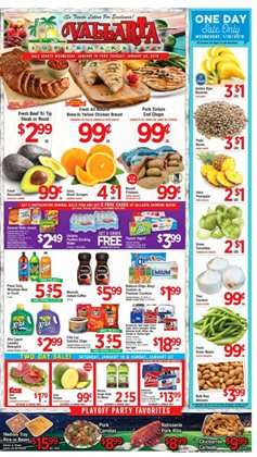 Grocery & Drug deals in the Vallarta Supermarkets weekly ad in Pomona CA
