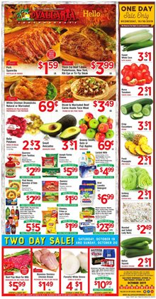 Vallarta Supermarkets deals in the Long Beach CA weekly ad
