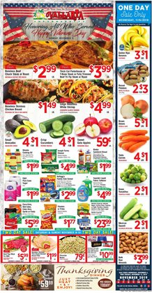 Vallarta Supermarkets deals in the Simi Valley CA weekly ad
