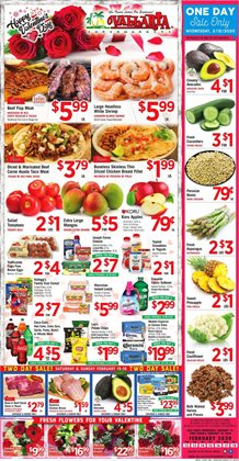 Vallarta Supermarkets catalogue in Santa Ana CA ( Expires tomorrow )