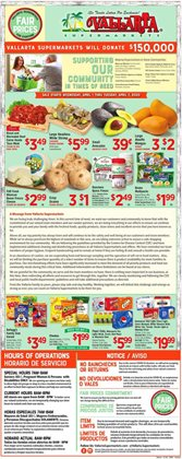 Grocery & Drug offers in the Vallarta Supermarkets catalogue in Fresno CA ( 2 days left )