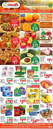 Vallarta Supermarkets catalogue in Long Beach CA ( Expires tomorrow )