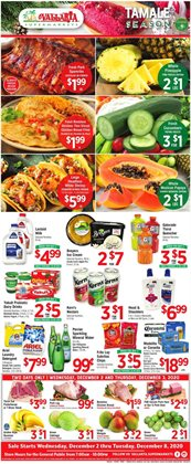 Vallarta Supermarkets catalogue ( 1 day ago )