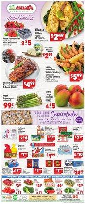 Vallarta Supermarkets catalogue in Fresno CA ( 1 day ago )