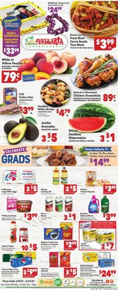 Grocery & Drug deals in the Vallarta Supermarkets catalog ( Expires tomorrow)