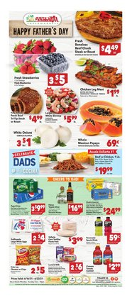 Grocery & Drug deals in the Vallarta Supermarkets catalog ( Published today)