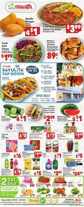 Vallarta Supermarkets deals in the Vallarta Supermarkets catalog ( Expires tomorrow)