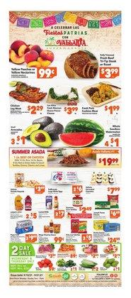Grocery & Drug deals in the Vallarta Supermarkets catalog ( 3 days left)