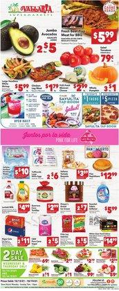 Vallarta Supermarkets catalog ( 3 days left)