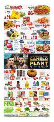 Vallarta Supermarkets catalog ( 2 days left)