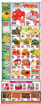 Fruit deals in the Vallarta Supermarkets weekly ad in Los Angeles CA