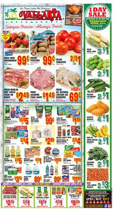 Grocery & Drug deals in the Vallarta Supermarkets weekly ad in Los Angeles CA