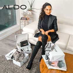 Aldo catalogue ( 8 days left )