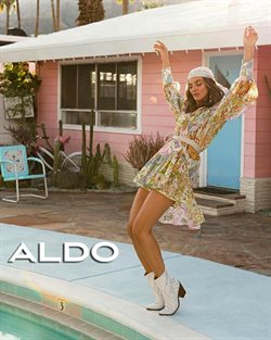 Aldo catalogue in Los Angeles CA ( More than a month )