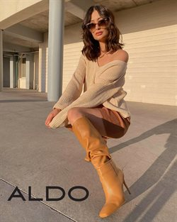 Aldo catalogue in New York ( More than a month )