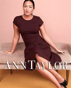 Ann Taylor deals in the Flushing NY weekly ad