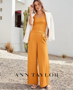 Clothing & Apparel deals in the Ann Taylor catalog ( Expires tomorrow)
