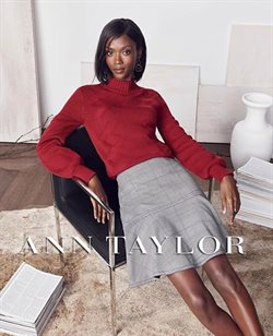 Ann Taylor deals in the New York weekly ad