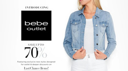 bebe coupon ( 2 days left )