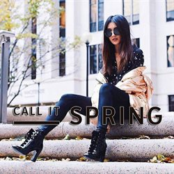 Manhattan Mall deals in the Call it Spring weekly ad in New York