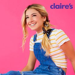 Claire's deals in the New York weekly ad