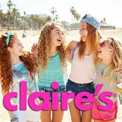 Beauty & Personal Care deals in the Claire's weekly ad in New York