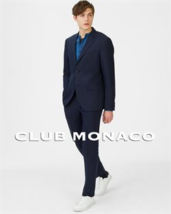 Club Monaco catalogue in Chicago IL ( More than a month )
