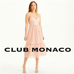 Beverly Center deals in the Club Monaco weekly ad in Los Angeles CA