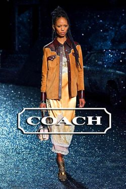 Coach deals in the Flushing NY weekly ad