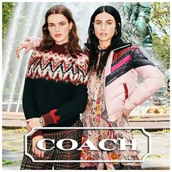 Coach deals in the Fontana CA weekly ad